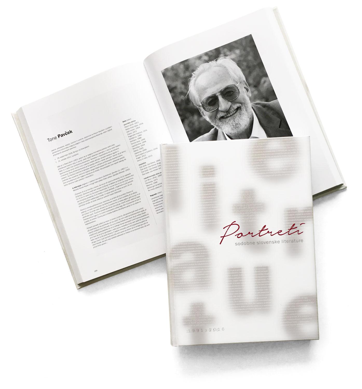 Portreti sodobne slovenske literature 1991-2016